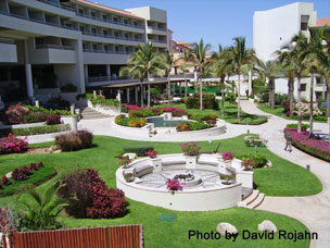 Crowne Plaza Los Cabos Beach ResortGrounds
