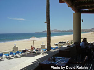 Crowne Plaza Los Cabos Beach Resort Beach