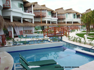 Family Travel Mexico El Dorado Royale Karisma Resort