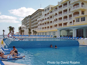 Cozumel Palace Pool