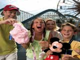 Disneyland Family Resorts